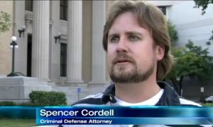 Attorney Spencer Cordell on NBC-2