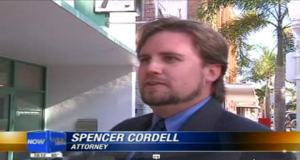 Attorney Spencer Cordell on Wink