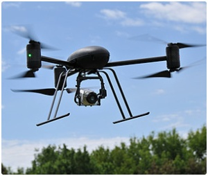 The Dragonflyer X6, Unmanned Drone