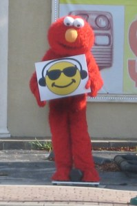 Elmo at Auto Sound