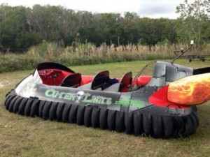 Have You Seen this Hovercraft?