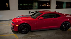 Camaro ZL1, photo courtesy Chevrolet.com