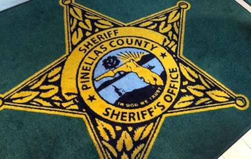 Rugs at the Pinellas County Sheriff's Office