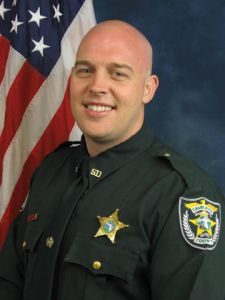 Former CCSO Deputy Eric Ireland