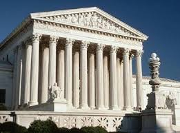supreme court facade